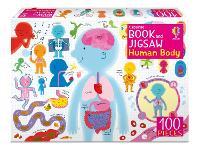 Usborne Book and Jigsaw Human Body