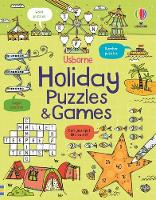 Holiday Puzzles and Games - Puzzles, Crosswords & Wordsearches (Paperback)