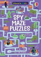 Spy Maze Puzzles - Usborne Minis (Paperback)