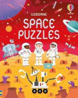 Space Puzzles - Puzzles, Crosswords & Wordsearches (Paperback)