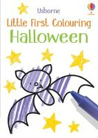 Little First Colouring Halloween - Little First Colouring (Paperback)