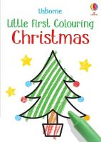 Little First Colouring Christmas - Little First Colouring (Paperback)