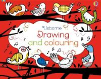 Drawing and Colouring - Pads (Paperback)