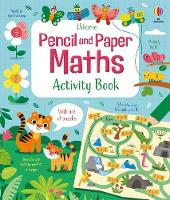 Pencil and Paper Maths - Maths Activity Books (Paperback)
