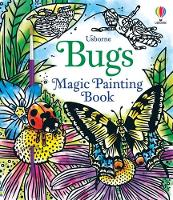 Bugs Magic Painting Book - Magic Painting Books (Paperback)