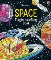 Space Magic Painting Book - Magic Painting Books (Paperback)
