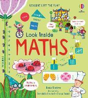 Look Inside Maths - Look Inside (Board book)