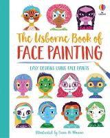 Book of Face Painting - Face Painting (Spiral bound)