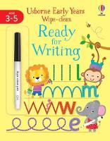 Early Years Wipe-Clean Ready for Writing - Usborne Early Years Wipe-clean (Paperback)