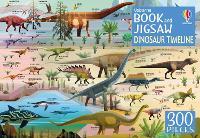 Dinosaur Timeline Book and Jigsaw - Usborne Book and Jigsaw (Paperback)