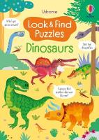 Look and Find Puzzles Dinosaurs - Look and Find Puzzles (Paperback)