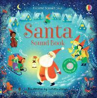 Santa Sound Book (Board book)