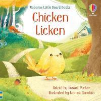 Chicken Licken - Little Board Books (Board book)