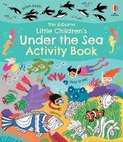 Little Children's Under the Sea Activity Book - Little Children's Activity Books (Paperback)