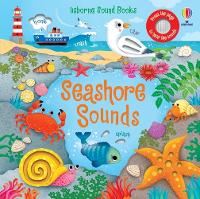 Seashore Sounds - Sound Books (Board book)