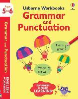 Usborne Workbooks Grammar and Punctuation 5-6 - Usborne Workbooks (Paperback)