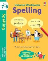 Usborne Workbooks Spelling 7-8 - Usborne Workbooks (Paperback)