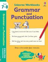 Usborne Workbooks Grammar and Punctuation 7-8 - Usborne Workbooks (Paperback)