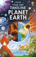 Fold-Out Timeline of Planet Earth - Fold-Out Timeline (Hardback)