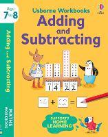 Usborne Workbooks Adding and Subtracting 7-8 - Usborne Workbooks (Paperback)