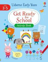 Get Ready for School Activity Book - Early Years Activity Books (Paperback)