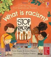 What is racism? - Lift-the-Flap First Questions & Answers (Board book)