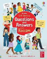 Lift-the-flap Questions and Answers about Racism - Questions & Answers (Board book)