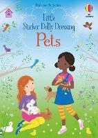 Little Sticker Dolly Dressing Pets - Little Sticker Dolly Dressing (Paperback)