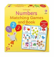 Numbers Matching Games and Book - Matching Games