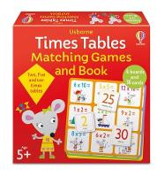 Times Tables Matching Games and Book - Matching Games