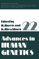 Advances in Human Genetics - Advances in Human Genetics 22 (Paperback)