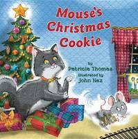 Mouse's Christmas Cookie (Hardback)
