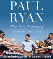 The Way Forward: Renewing the American Idea (CD-Audio)