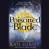 Poisoned Blade (CD-Audio)
