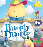 Humpty Dumpty - Nursery Rhymes (Board book)