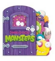Peek-a-Boo Monsters (Board book)