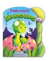 Dinosaurs - Peek a Boo (Board book)