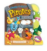 Pirates - Peek a Boo (Board book)