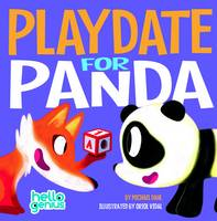 Playdate for Panda (Board book)