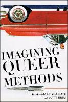 Imagining Queer Methods (Hardback)