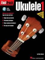 Fast Track: Ukulele Book 1 (Book/Online Audio) (Paperback)