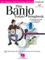 Play Banjo Today! Songbook (Book)