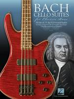 J.S. Bach: Cello Suites For Electric Bass (Paperback)