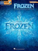 Pro Vocal Mixed Edition Volume 12: Frozen (Book/Online Audio) (Paperback)