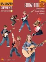 Hal Leonard Guitar Method: Guitar For Kids Book 2 (Book/Online Audio) (Paperback)