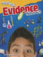 What the Evidence Shows (Paperback)