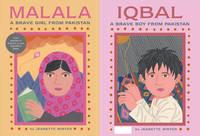 Malala, a Brave Girl from Pakistan/Iqbal, a Brave Boy from Pakistan: Two Stories of Bravery (Hardback)