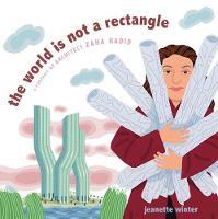 The World Is Not a Rectangle: A Portrait of Architect Zaha Hadid (Hardback)