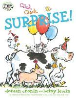 Click, Clack, Surprise! - A Click Clack Book (Hardback)