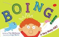 Boing!: A Very Noisy ABC (Hardback)